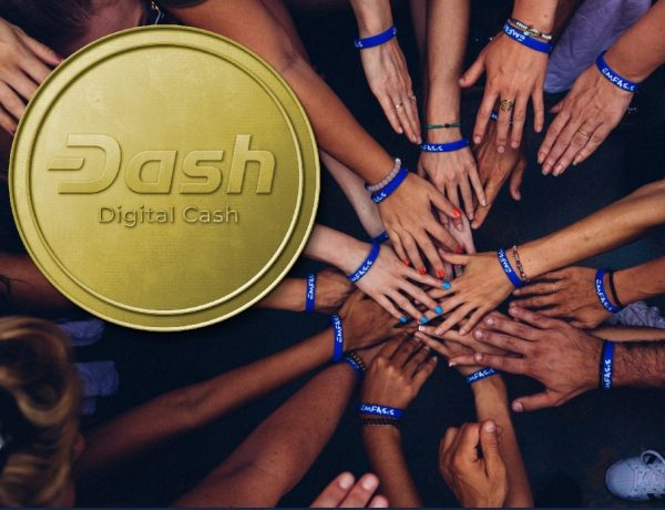 Dash Launches a New SMS Charity System